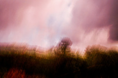 Passing Storm (Oceanraider........ On & Off for summer :)) Tags: abstract landscape nikon experimental slowshutter handheld colour2013