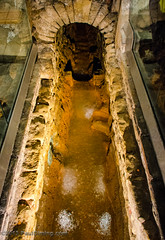 Hot Spring - Roman Baths, Bath - Bath, Avon, England, UK (Paul Diming) Tags: uk greatbritain england archaeology spring bath unitedkingdom hotspring romanbaths d7000 pauldiming romanbathsbathengland