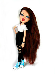 Brogan Sycamore BNTM C4 ( DisneyKid ) Tags: doll play twin phoebe sycamore softball mga audition bratz brogan sportz mgae