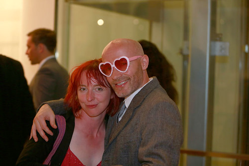 Craig Hill at  the opening night party of the 67th Edinburgh International Film Festival