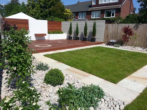 Landscaping Wilmslow Modern Garden Image 20