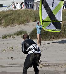 5683.2 Motion Crop (eyepiphany) Tags: windsurfing windsurfer manzanitaoregon windsurflesson windsurfingcouple windsurfingtechnique everydaysemaphores