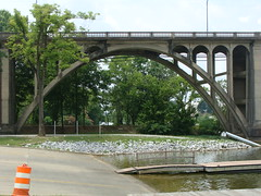 Broad Street Arched Bridge---Gadsden, Al. (bamaboy1941) Tags: bridges archway gadsdenal al archesdoorswindowsetc