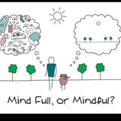 """""""Living in the now : การไม่ใช้ชีวิตอยู่กับปัจจุบันขณะ ไม่มีสติ คิดวนไปวนมา ทำให้คิดไม่ออกสักเรื่อง ทั้ง ๆ ที่ในหัวเต็มไปด้วยเรื่องราวมากมาย เราจะพักผ่อนไม่ได้ทั้ง ๆที่กำลังจะหลับ มีแต่จะเกิดความเครียด มีผลโดยตรงต่อสุขภาพ ยิ่งยุคนี้มีเรื่องราวมากมายกว่าสมั"""