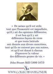 204-Citation-John-Stuart-Mill_03 (CollectifAntigone) Tags: vide antigone collectif libéralisme