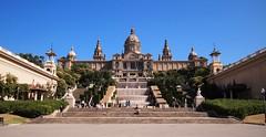 Museu Nacional d'Art de Catalunya (Sergi Poveda) Tags: barcelona pen lumix olympus f25 14mm epl2