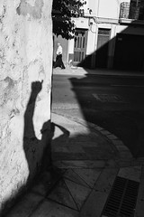 The corner (unoforever) Tags: street people man monochrome photography calle shadows gente streetphotography streetphoto sombras hombre fotografa spnc spmonochrome unoforever