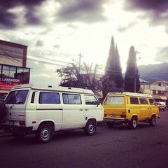 My friend has the only Syncro Westy in Ecuador. #vw #vwt3 #vanagon #joker #westy #westfalia #quito #ecuador #vanenvan (jbuhler) Tags: vw quito ecuador friend only joker westy has westfalia syncro vanagon vwt3 my instagram ifttt vanenvan
