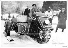 "1936 Le side-car moto-neige BMW ""Schneekrad"" (ww2gallery) Tags: world two army war nazis wwii krieg ww2 soldiers guerre soldat armee arme seconde worldwartwo mondiale secondeguerremondiale"