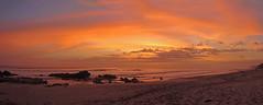 Costa Rica Santa Teresa Panorama III (stega60) Tags: sunset sea panorama naturaleza beach nature strand landscape countryside costarica scenery meer mare waves sonnenuntergang natur playa paisaje scene paysage landschaft santateresa elmar hondas regin bestcapturesaoi elitegalleryaoi stega60