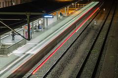 Bahnhof Gleis 3