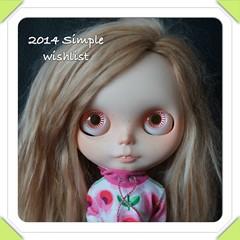 My wishlist for 2014