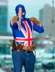 Union Jack at Toronto Comic Con (andreas_schneider) Tags: show toronto anime costume comic cosplay convention tcc cosplayer comiccon con cii 2013 fanexpo