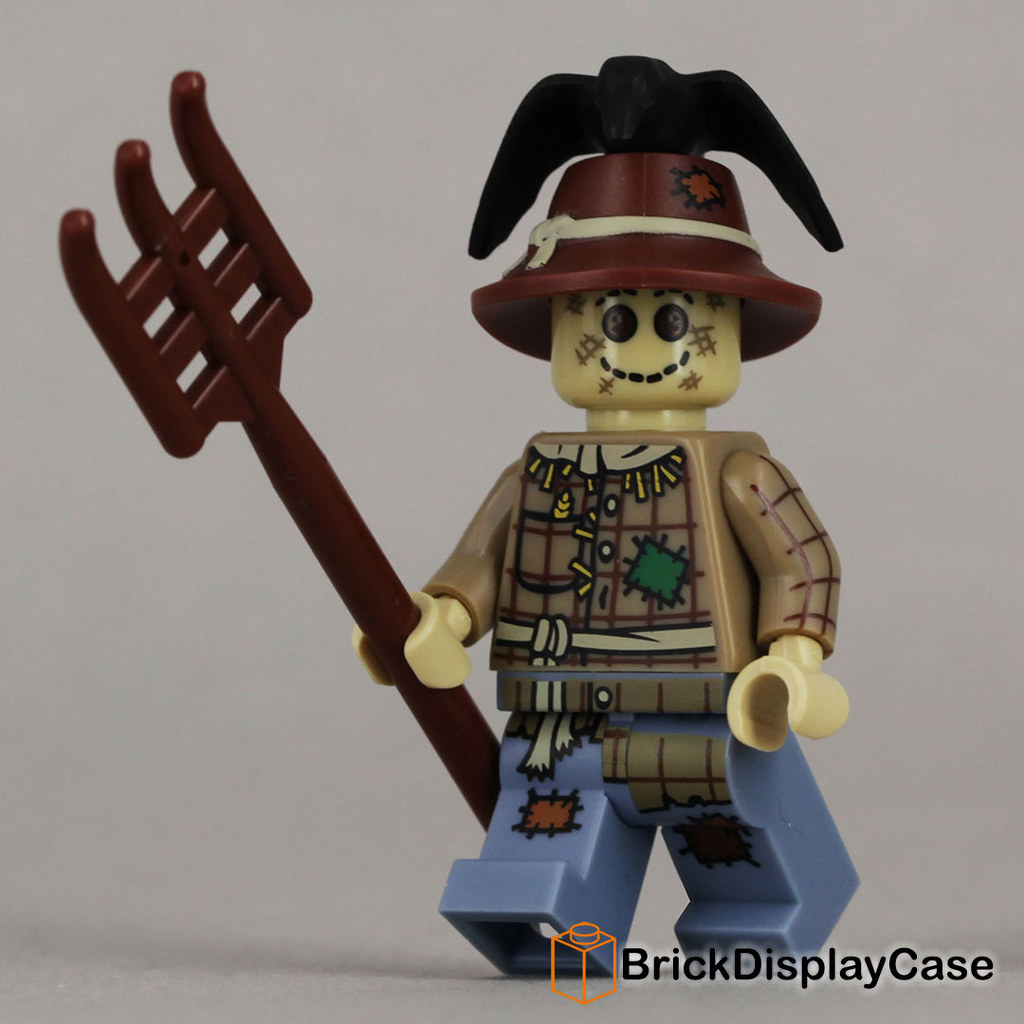 Scarecrow LEGO MINIFIGURES SERIES 11 71002