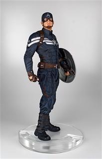 Gentle Giant – 【美國隊長】Stealth Suit 1/4 比例 匿蹤制服版 全身雕像