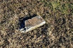 Grave Marker - Unknown (Adventurer Dustin Holmes) Tags: grave graveyard graveyards tombstone graves tombstones crossroadscemetery crossroadscemeterywentzville crossroadscemeterymissouri