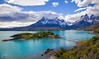 Hosteria Pehoe (Frank Kehren) Tags: chile mountain lake canon island f10 torresdelpaine pehoe 24105 lagopehoe canonef24105mmf4lis ef24105mmf4lisusm hosteriapehoe canoneos5dmarkii