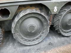 """Panhard EBR Armoured Car (18) • <a style=""""font-size:0.8em;"""" href=""""http://www.flickr.com/photos/81723459@N04/12461190433/"""" target=""""_blank"""">View on Flickr</a>"""