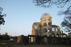 DP1M0467 Hiroshima Peace Memorial (Atomic Bomb Dome) (Keishi Etoh rough-and-ready photoglaph) Tags: sigma hiroshima foveon  atomicbombdome  dp1 worldculturalheritage hiroshimapeacememorial hiroshimapeacememorialpark   mmorialdelapaixdhiroshima  dmedegenbaku dp1m dp1merrill sigmadp1merrill