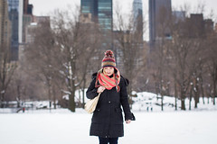 Crossing a Frozen Central Park (Adrian Cabrero (Mustagrapho)) Tags: park nyc newyorkcity newyork centralpark manhattan central nycstreet centralparknewyork centralparknyc nycpeople centralparksnow centralparkwinter newyorkcitystreet peopleofnewyork nycgirl newyorkcitygirl newyorkcitywinter girlincentralpark adriancabrero mustagrapho streetshotsnyc citystreetshots nycwintergirl