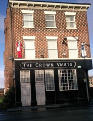 "The Crown Vaults,Kirkdale, Liverpool • <a style=""font-size:0.8em;"" href=""http://www.flickr.com/photos/9840291@N03/12824695894/"" target=""_blank"">View on Flickr</a>"
