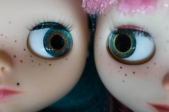 Blythe a Day 13 March 2014 - Eye Color