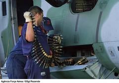 Munição (Força Aérea Brasileira - Página Oficial) Tags: ah2 aeronave cpbv campodeprovasbrigadeirovelloso forçaaéreabrasileira fotopaulorezende helicoptero milmi24 sbcc sabre serradocachimbo asasrotativas materialbélico armamento fab brazilianairforce