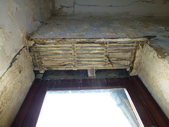 Gutter Damage (video link) (dddoc1965) Tags: street water neglect private town property rules safety criminal health f damage council law carbon common paisley racism injustice 4u repairs discrimination breach monoxide poisoning landlords renfrewshire clavering property4u pa12pu