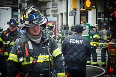 FDNY by Flavien Smet (Flav's Pictures and Photographies) (Regard sur la photographie par Flavien Smet) Tags: ny fire nikon flickr engine ladder soc fdny rescue1 d7000 flaviensmet