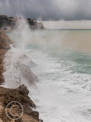 NICE GIX JAN 2014 055 (Mark Schofield @ JB Schofield) Tags: france rain cotedazur cityscape stormy frenchriviera promenadedesanglais vieuxnice collineduchateau portdenice