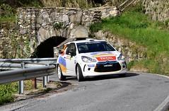 56° Rallye Sanremo (036) (Pier Romano) Tags: auto race san liguria rally citroen 56 rallye sanremo remo corsa motori ds3 gara 2014 r3t