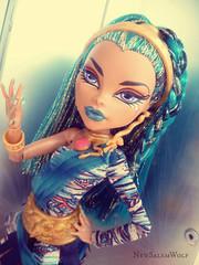 ** So you wanna play with magic?.. ** (NSW ) Tags: cute sexy monster de high doll nile mummy mattel nefera