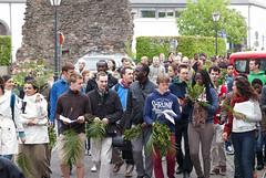 Messe des Rameaux JMJ | 13 avril 2014 | Gembloux