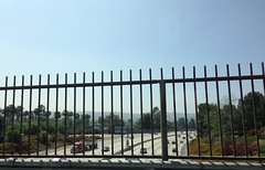 Los Angeles freeway 405 South