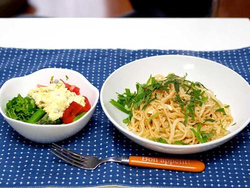 2014年5月25日の昼ご飯