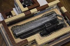 Hawkmoon WIP6 (Tsabo Tsaboc) Tags: last word real 3d hand replica exotic destiny impact cannon thorn props prop gjallarhorn hawkmoon