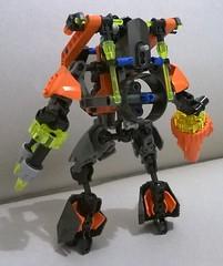 3 (ezrawibowo) Tags: robot factory lego hero scifi build mecha mech alternate bulk moc