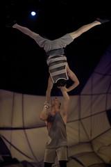 Circus - Cirque - FlipFabriQue - Spectacle Crpuscule - t 2015 - Agora (eburriel) Tags: show summer woman man night noche photo artist circo circus free human qubec acrobat t crpuscule nuit cirque olivier agora normand spectacle gratuit 2015 d610 akrobat     agoraduvieuxport   flipfabrique