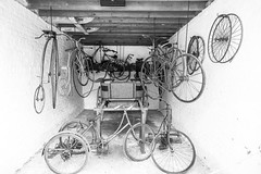 Photo of Bicycle shed...