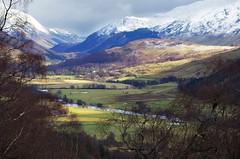 Glen Lyon landscape (eric robb niven) Tags: ericrobbniven scotland dundee glenlyon bridgeofbalgie perthshire