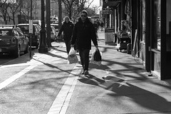"Shopper (Santos ""Grim Santo"" Gonzalez) Tags: fttt instagram shopper queens ny streetphotographer nycstreets newyorkcity newyorknewyork myfujifilm fujifilm picoftheday storyofthestreet nyspc gothamist citylife sooc manhattan grimsanto nyc streetphotography flickr"