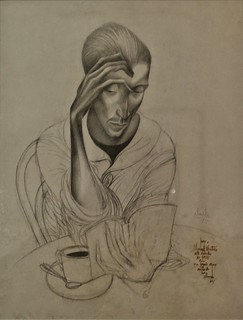 Untitled (1925) - José de Almada Negreiros (1893 - 1970)