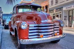 Old Timer (robtm2010) Tags: chevrolet truck southcarolina pickup charleston vehicle hdr 1950 generalmotors photomatix photomatixpro hdraddicted