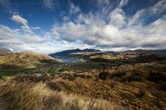 The view (PhotoArt Images) Tags: nz queenstown nzsouthisland leefilters nikon1424f28 autumninnz leegnd06 flickrsfinestimages1 photoartimages