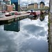 Google at Grand Canal basin, Dublin (