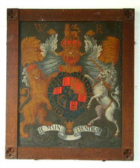 William III royal arms (Simon_K) Tags: nethergate saxlingham