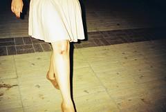 (Sevgi Grcan) Tags: film analog 35mm photography legs flash leg analogue sevgi kadky 2011 grcan sevgigurcan sevgigrcan