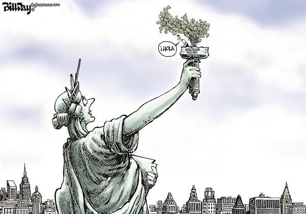 U.S. Senate Approves Biggest Immigration Reform Since 1986