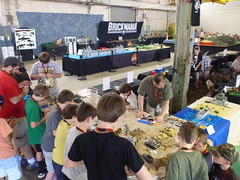 World War Brick 2013 D-Day (TooMuchDew) Tags: lego minneapolis wwb brickarms dansiskind brickmania mmcbcapes wwwbrickmaniacom gibrick brickmercenaries worldwarbrick worldwarbrick2013 bulleseyebricks wwwworldwarbrickcom