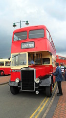 Potteries Transport Rally (2012) (TimRush) Tags: bus transport trent stoke potteries pmt